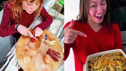 Lockdown lekkers: BV-kids koken hun favoriete gerecht