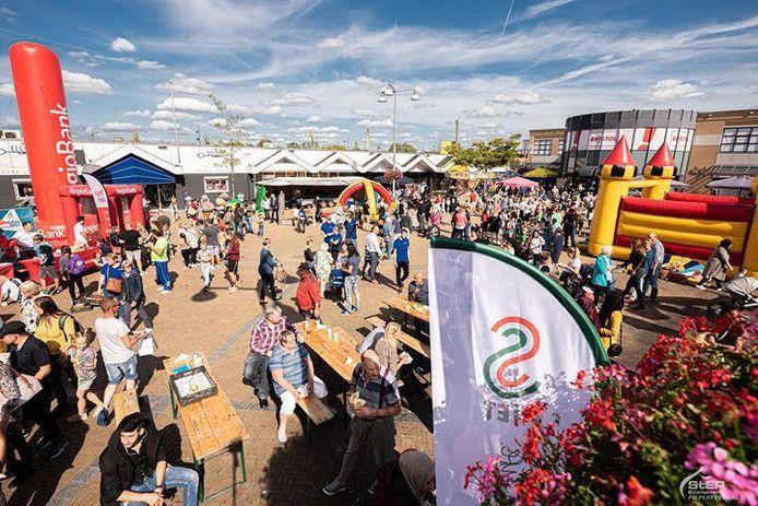 De organisatie van het Pieperfestival in Emmeloord kijkt, ondanks een tijdelijke andere locatie, terug op een geslaagd festival.