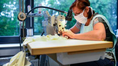 Lingeriefabrikant ruilt beha's voor 16.000 mondmaskers
