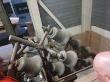 Verloren gewaand carillon in Waddinxveen gevonden
