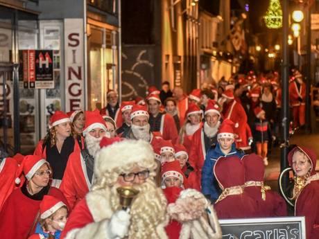 Verschillende Kerstmannen gesignaleerd in Alphen