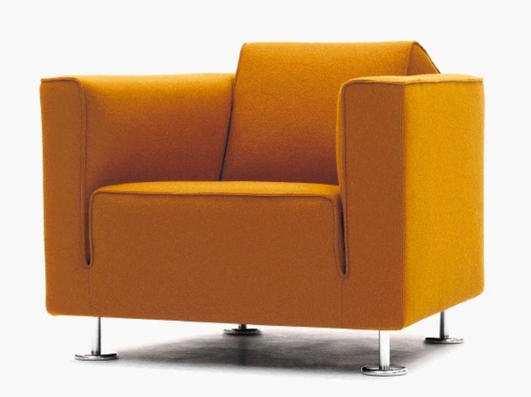 Design On Stock Fauteuil Spunk.Probleem Is Je Moet Wel Op Een Stoel Kunnen Zitten Trouw
