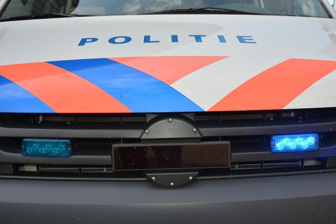 stockadr politie 112 sirene