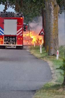 Opvallend veel branden in Steenbergen: 'het lijkt op brandstichting'