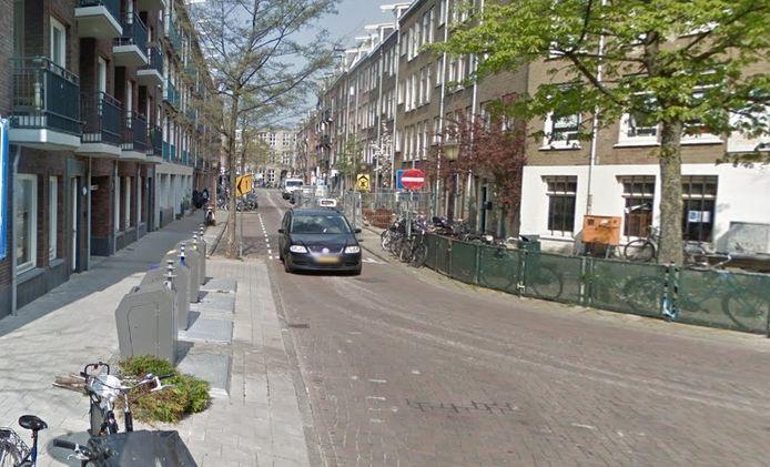 De Veerstraat.