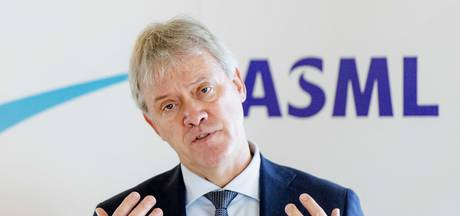 Topman Wennink: Toeleveranciers kunnen tempo van ASML niet aan