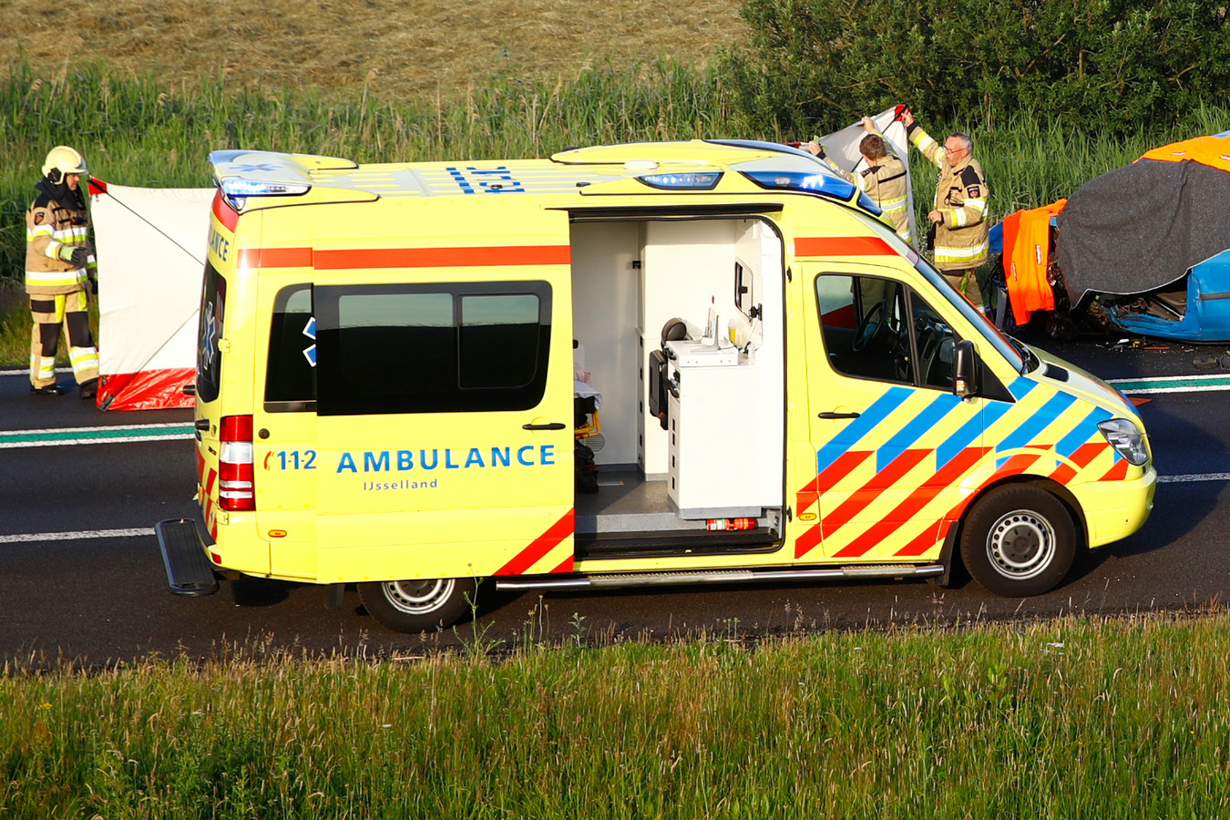 Dodelijk ongeval N50