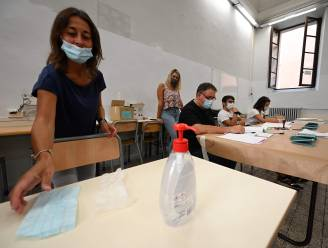 Opkomst na eerste dag referendum Italië op ruim 30 procent