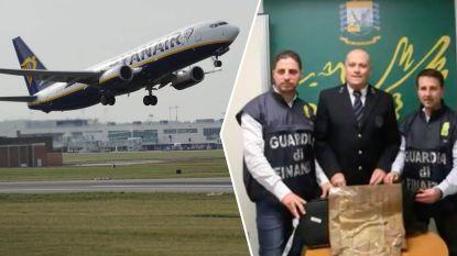 Man met 2 kilo heroïne betrapt op 'verdachte' vlucht vanuit Brussel