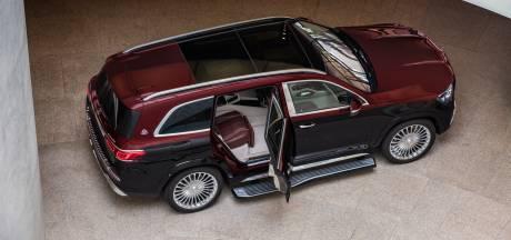 Deze nieuwe SUV gaat over de top: Mercedes-Maybach GLS