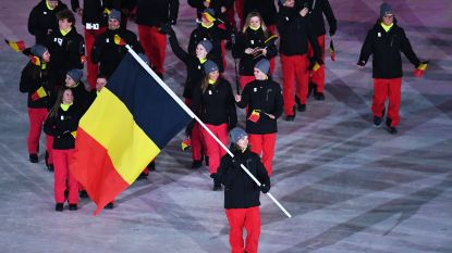 Seppe Smits leidt grootste Belgische delegatie op Winterspelen sinds 1936 het stadion in