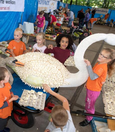 Fantasieën worden werkelijkheid tijdens voorbereidingen Kindercorso
