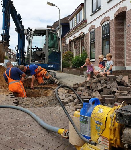 Bewoners Westerstraat zonder water