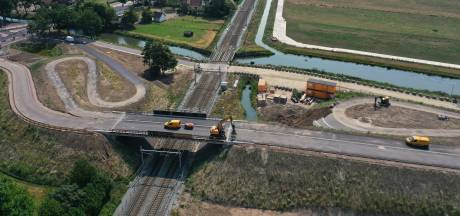 Nog twaalf nachtjes slapen tot opening van nieuwe viaduct in Elst