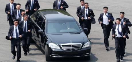 'Kim Jong-un kreeg gepantserde Mercedessen geleverd via Rotterdam'