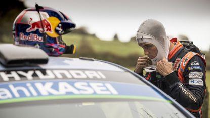 Spanning te snijden voor wereldtitel in het WRC: Neuville vol voor maximale WK-punten