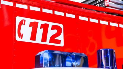 100 bewoners geëvacueerd na ondergrondse brand in flatgebouw in Molenbeek