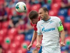 Le Zenit Saint-Pétersbourg conserve son titre de champion de Russie