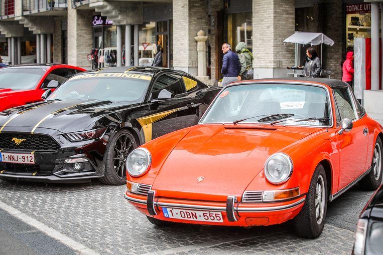 Nieuwpoort drivers days: Porsche 911