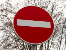 Ede bezuinigt: verkeersbord krijgt één wasbeurt minder