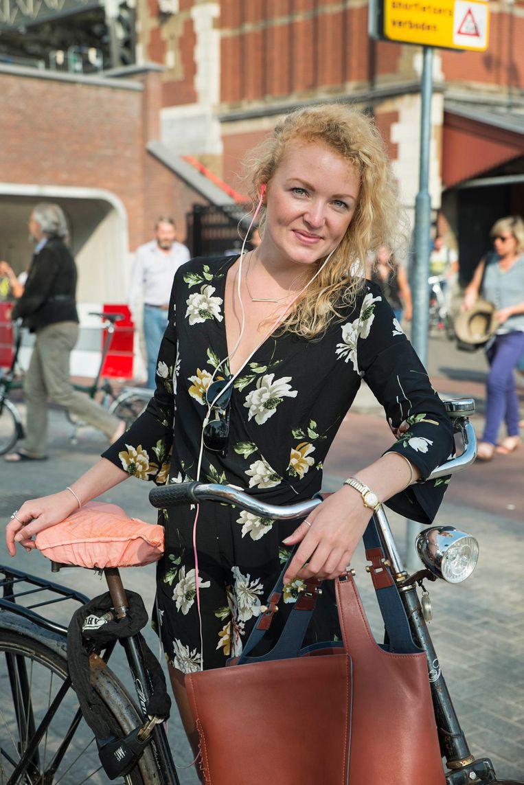 Kyra Gevaerts (26) Beeld Charlotte Odijk