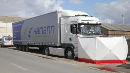 Trucker dood aangetroffen achter stuur