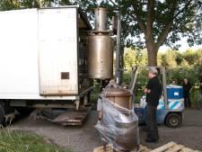 Twee verdachten 'drugslab' in  Schuinesloot nog drie maanden vast