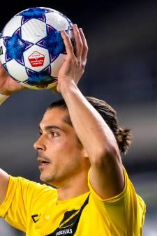 NAC ontbindt het contract van linksback Noblejas