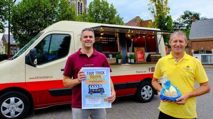 Foodtruckfestival 'Chefs on Wheels' doet Kampenhout aan