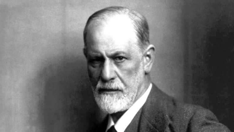De Weense zenuwdokter Sigmund Freud. Beeld ap