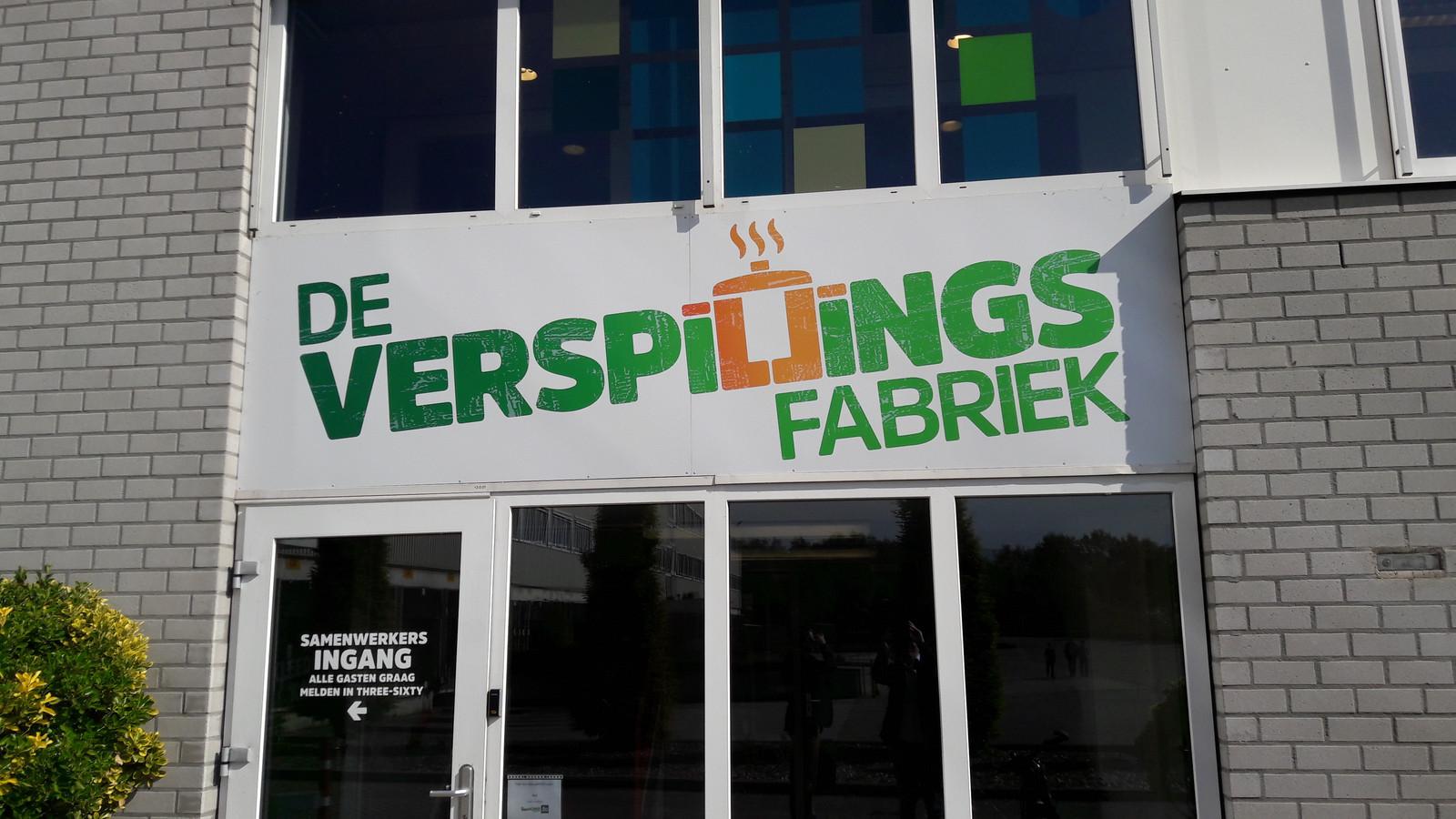 De verspillingsfabriek in Veghel is mede door de hulp van Agrifood Capital ontstaan.