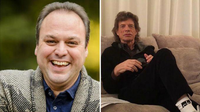 Frans Bauer vereerd door Mick Jaggers toegift 'Heb je even voor mij'