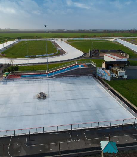 Zonneparken van 110 hectare bij Dorhout Mees en Flevonice