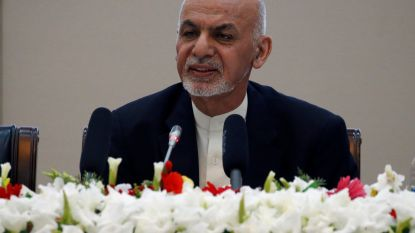 Afghaanse president wil taliban erkennen als politieke groepering