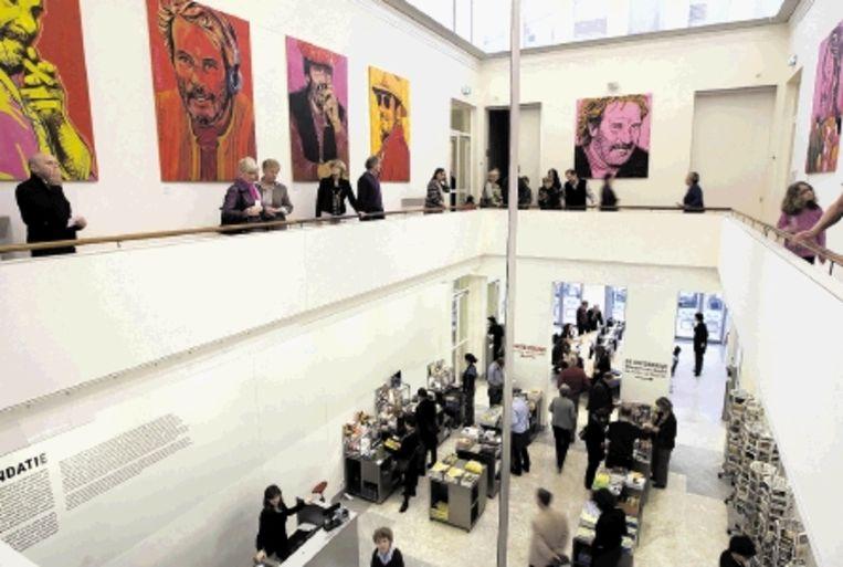 Museum De Fundatie wil bezoekers verrassen door werken die met elkaar contrasteren naast elkaar te hangen. (FOTO'S DE FUNDATIE) Beeld Gerlinde Schrijver