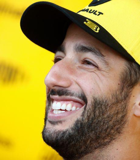 Renault: 'Geen haast met aanstellen vervanger Ricciardo'