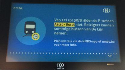Treinabonnement tijdens vakantie bruikbaar op bus