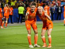 Finale extra bijzonder voor Bloodworth: 'Ook mijn man juicht voor Oranje'
