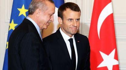Frankrijk en Turkije organiseren volgende maand Syrië-conferentie
