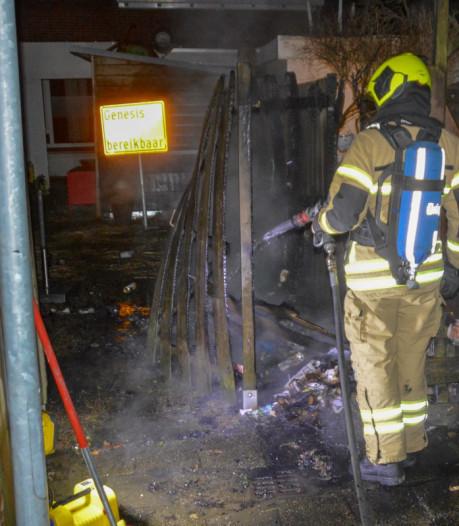 Bewoners Hendrik Verschuringstraat Gorinchem opnieuw opgeschrikt door brand