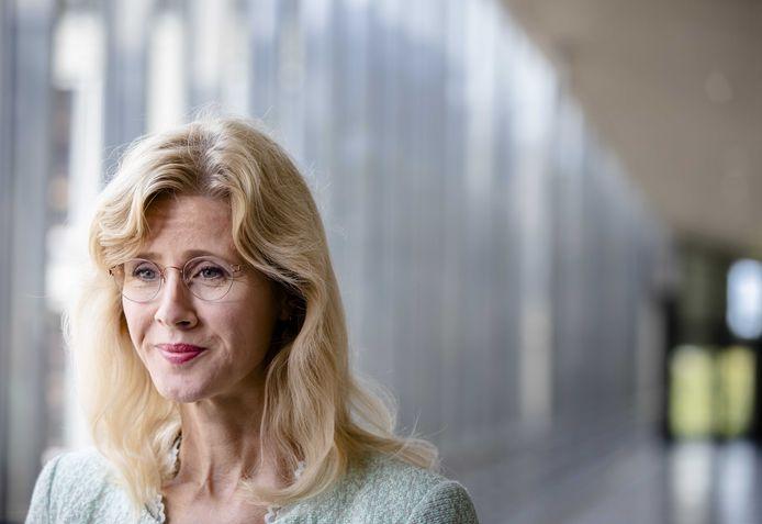 Staatssecretaris Mona Keijzer van Economische Zaken en Klimaat (CDA).