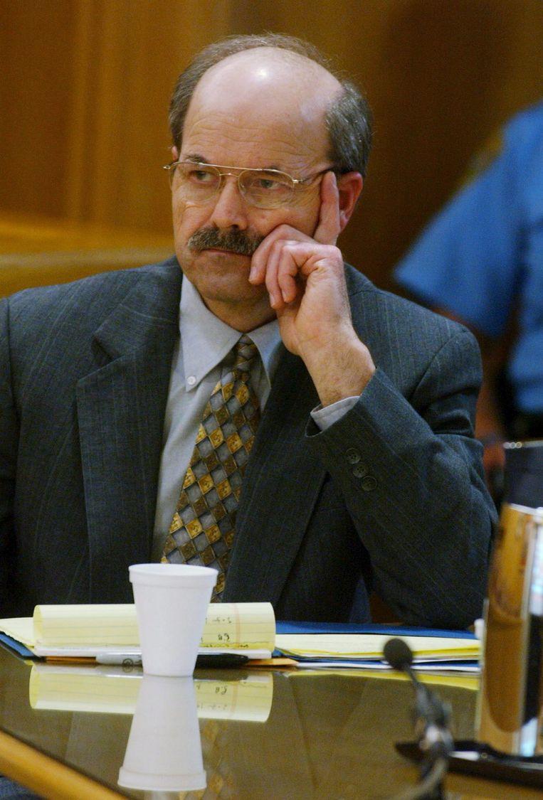 Rader tijdens zijn proces in 2005.