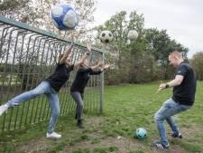 Hangjeugd krijgt vaste plek in Wierden bij basketbalveld De Weuste