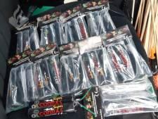 Bewoner Leidsche Rijn bewaart 36 Cobra's en kilo's ander illegaal vuurwerk in zijn slaapkamer