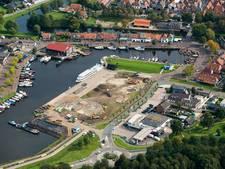 Vissen in haven Elburg verboden