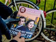 Forum voor Democratie stuurt leden naar tellingen stembureaus