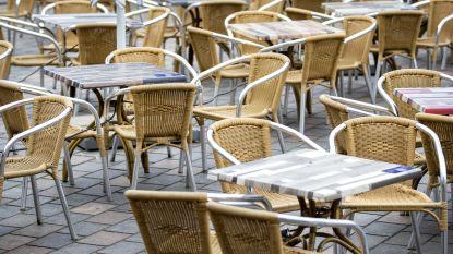 Dilbeekse terrassen worden groter wanneer ze opnieuw klanten mogen ontvangen