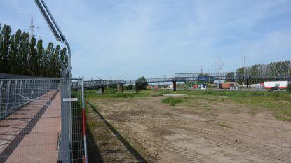 Tijdelijke fietsbrug over E34 vanaf maandag open voor gebruik