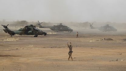 VN-militairen gewond door raketaanval op basis Mali