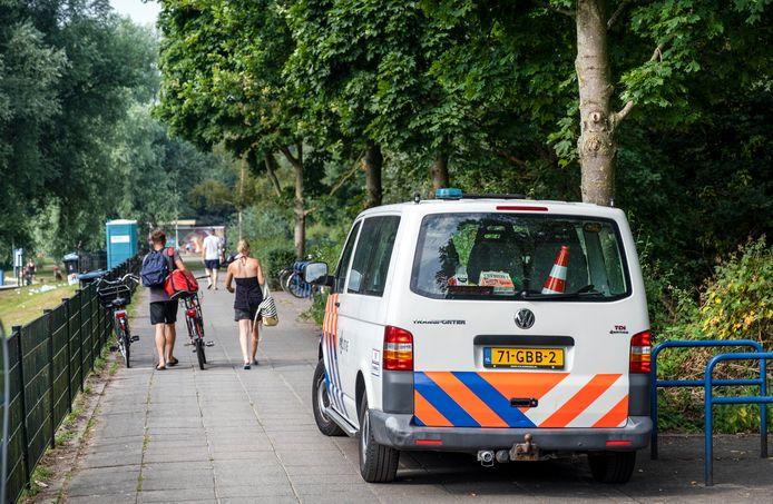 De 24-jarige Bas werd zaterdag doodgeschoten bij park de Oeverlanden.
